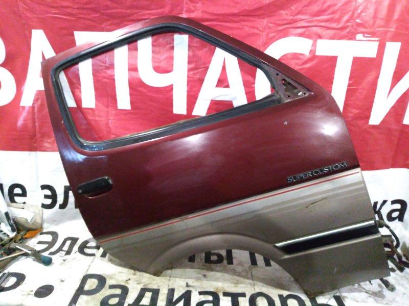 Дверь Toyota Hiace LH106 передняя правая