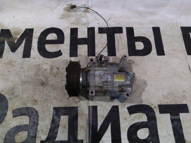 Компрессор кондиционера Mazda Demio DY3W ZJ-VE