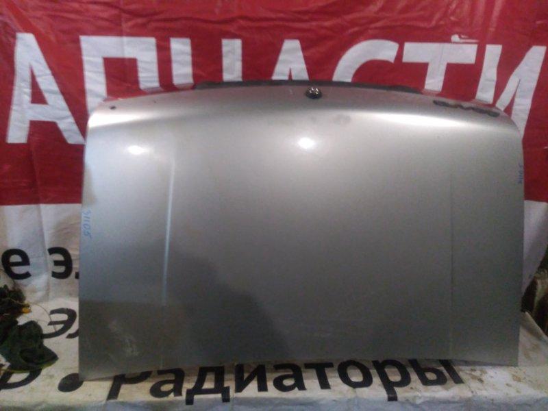 Крышка багажника Газ 31105 Волга 31105 CHRYSLER 2.4L 2007 задняя