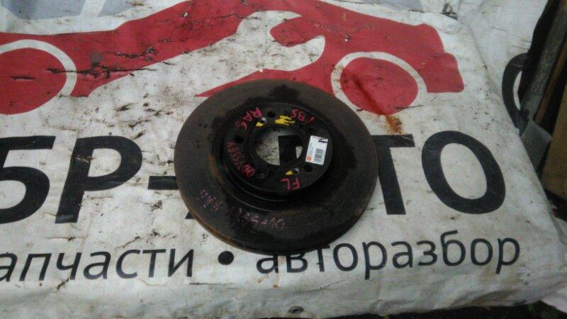 Тормозной диск Honda Odyssey RA6 F23A передний левый