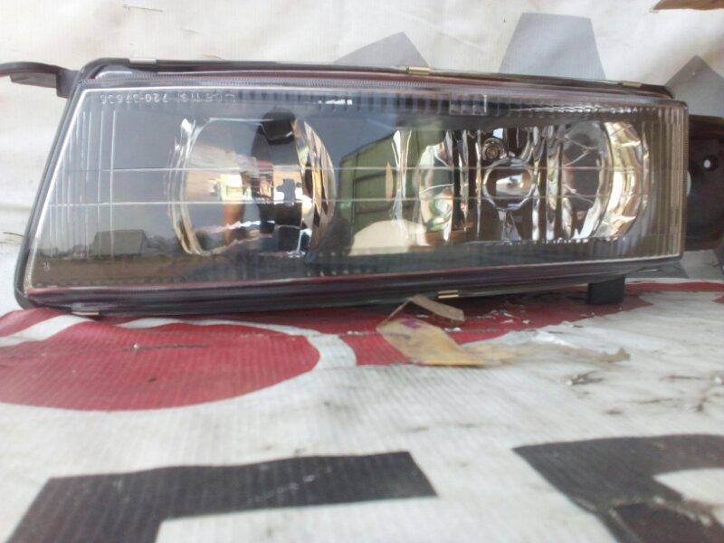 Фара Mitsubishi Galant EA1A 4G93 96 передняя правая
