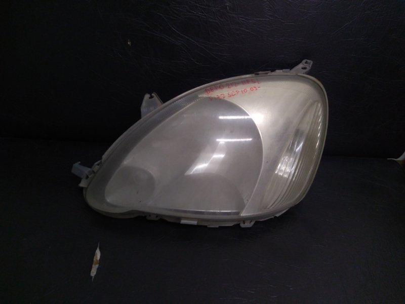 Фара Toyota Vitz SCP10 левая