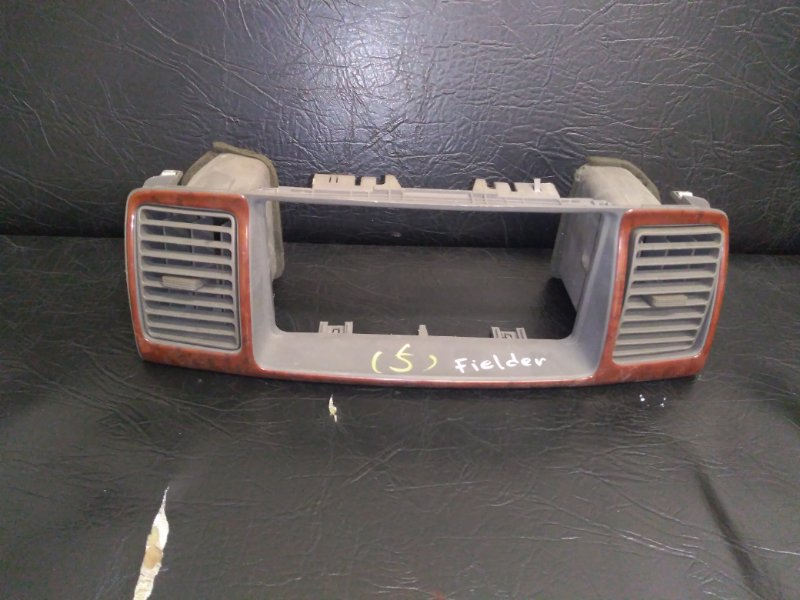 Рамка магнитофона Toyota Corolla Fielder ZZE123G 2ZZGE