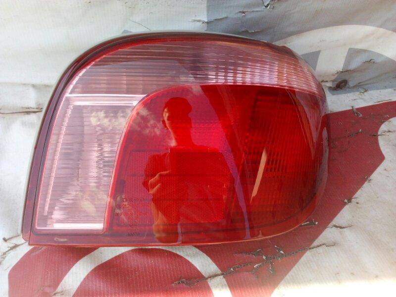 Стоп-сигнал Toyota Vitz SCP10 99 задний правый
