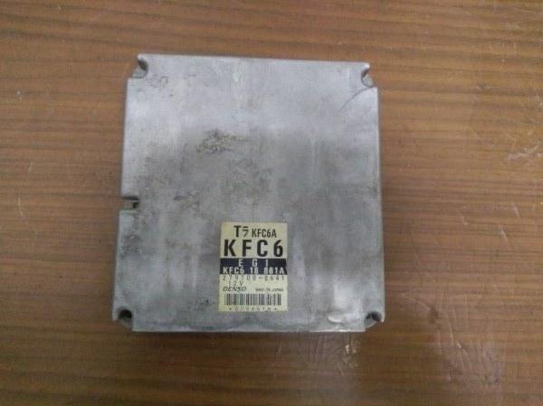 Блок управления двигателем Mazda Millenia TAFP KF