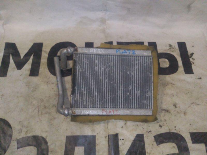 Радиатор печки Toyota Platz NCP12