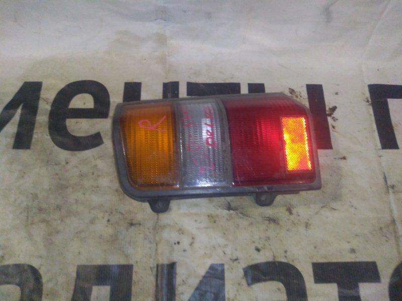 Стоп-сигнал Mitsubishi Delica P03W G63B задний правый