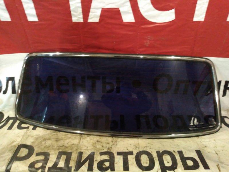 Стекло Газ 31105 Волга 31105 CHRYSLER 2.4L 2007 заднее