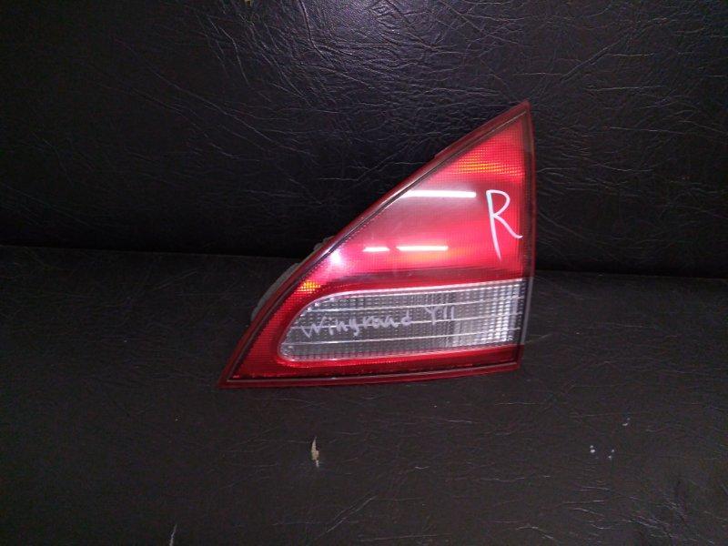 Стоп-вставка Nissan Wingroad Y11 задняя правая