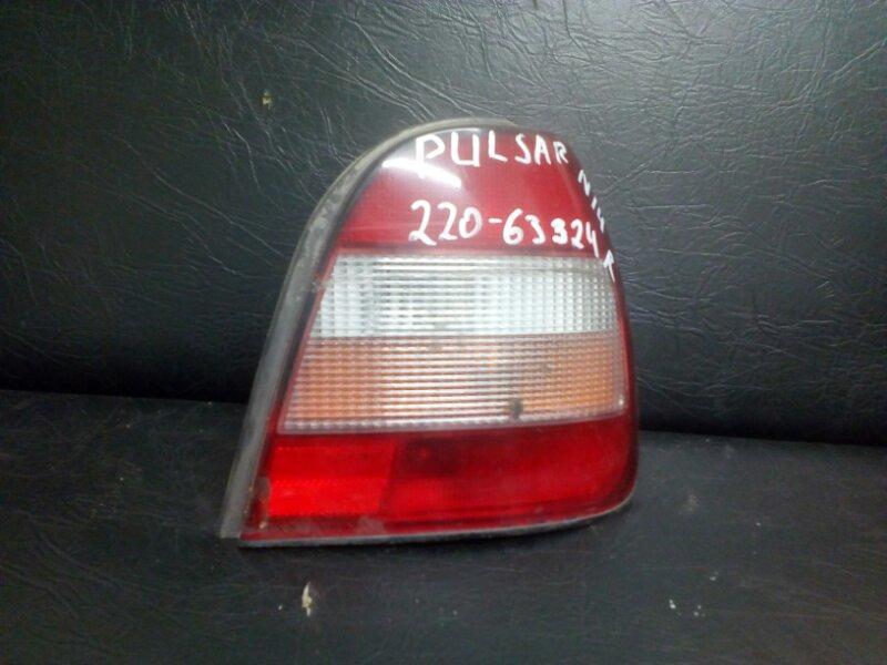 Стоп-сигнал Nissan Pulsar FN14 задний правый