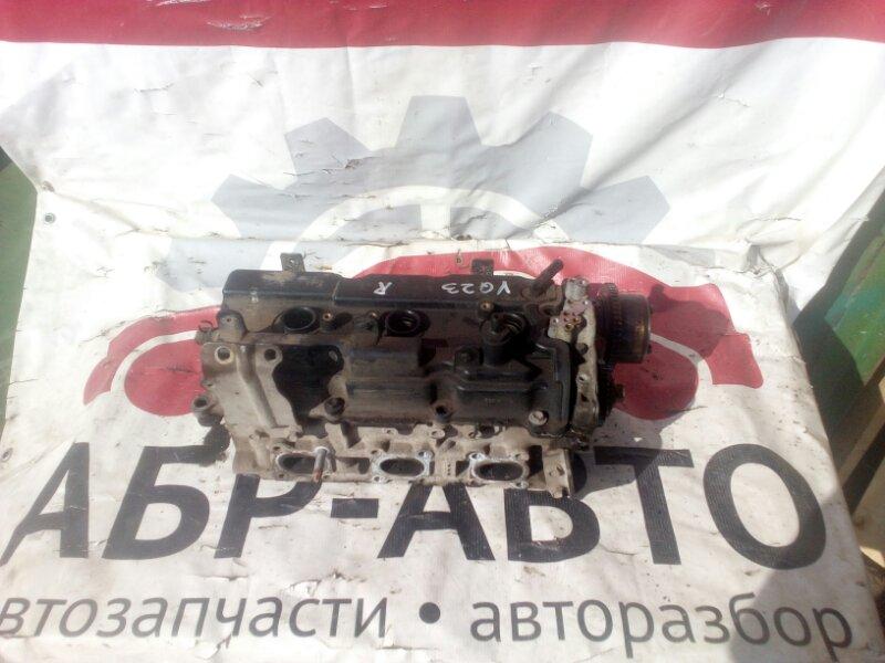 Головка блока цилиндров Nissan Teana J31 VQ23DE