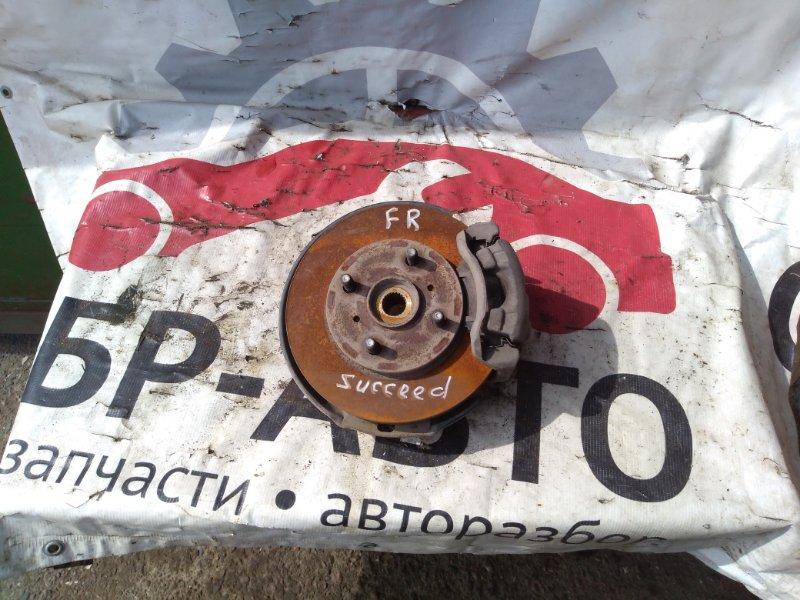 Ступица Toyota Succeed NCP51 1NZFE 2011 передняя правая