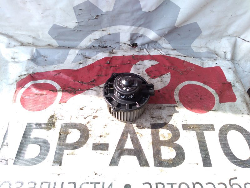 Мотор печки Toyota Succeed NCP51 1NZFE 2011