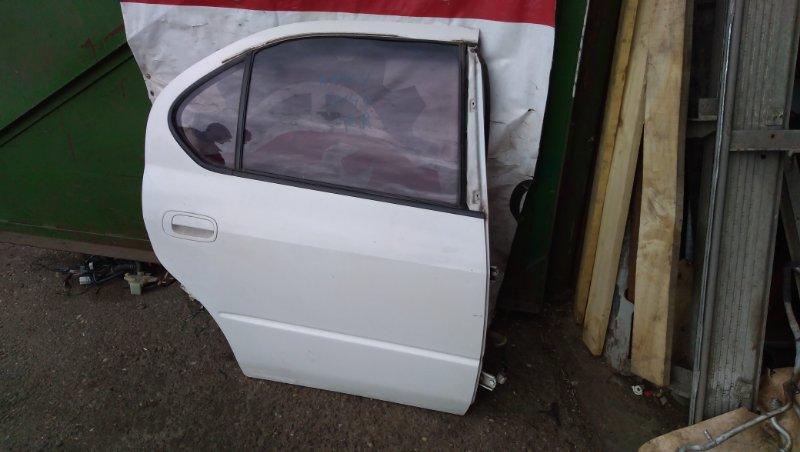 Дверь Toyota Camry SV40 3SFE задняя правая