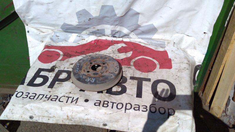 Тормозной барабан Toyota Succeed NCP51 1NZFE 2011 задний правый