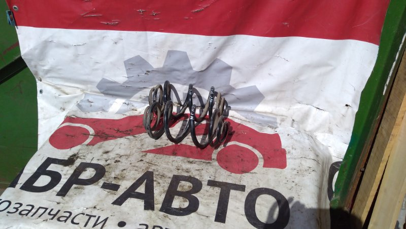 Пружина Toyota Succeed NCP51 1NZFE 2011 задняя