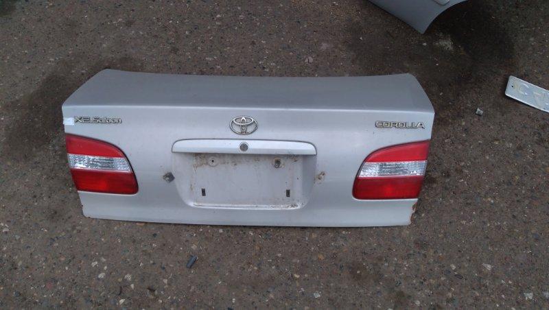 Крышка багажника Toyota Corolla AE110 5AFE 1999