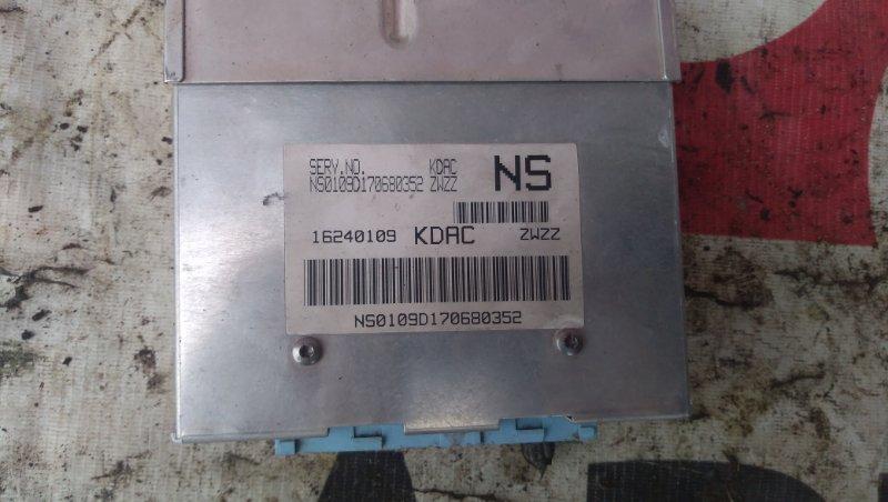 Блок управления двигателем Daewoo Nexia N100 G15MF 2007