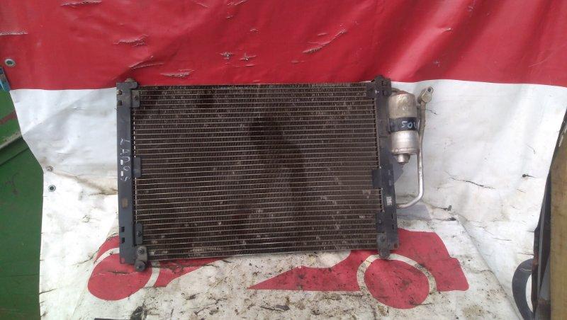Радиатор кондиционера Chevrolet Lanos T100 A15SMS