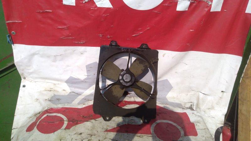 Диффузор радиатора Toyota Camry SV35 3SFE правый