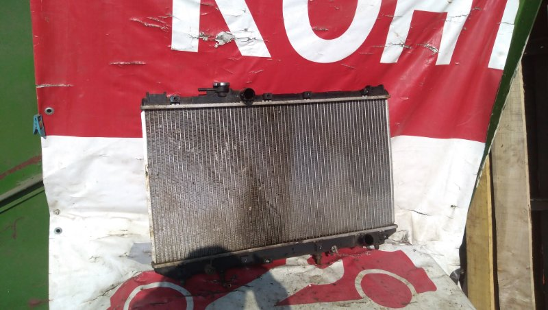 Радиатор охлаждения двигателя Toyota Camry SV35 3SFE