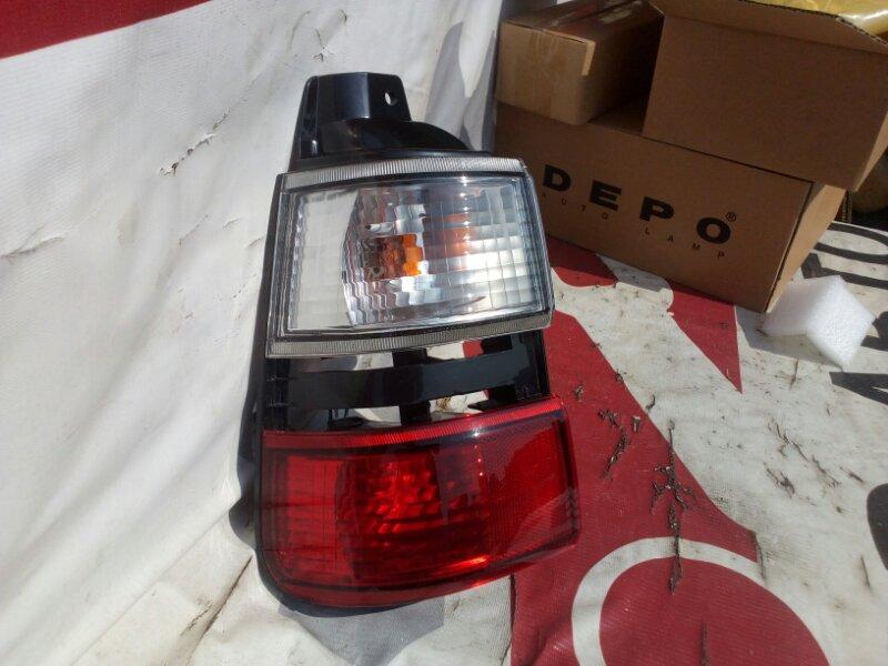 Стоп-сигнал Toyota Corolla AE100 91 задний левый