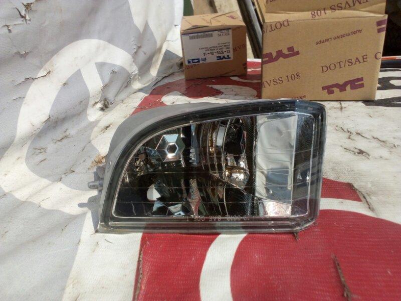 Туманка Toyota Rav4 ACA20 00 передняя левая