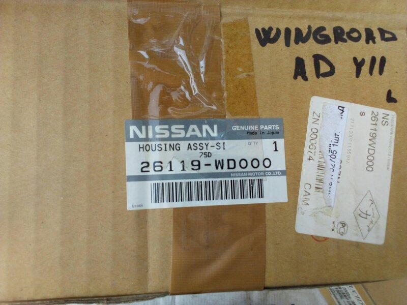 Габарит Nissan Wingroad VFY11 QG18DE 99 передний левый