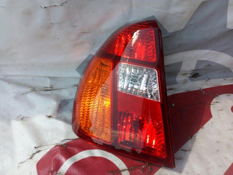 Стоп-сигнал Renault Symbol LB0C 98 задний левый