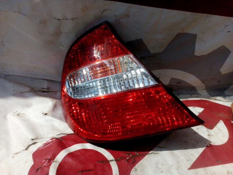 Стоп-сигнал Toyota Camry ACV30 03 задний левый