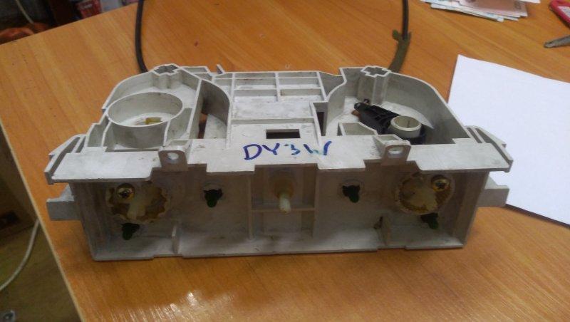 Блок управления климат-контролем Mazda Demio DY3W