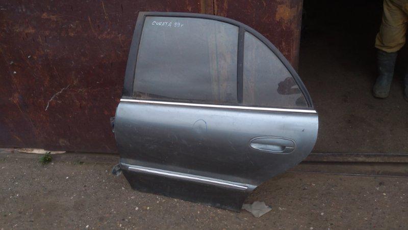 Дверь Hyundai Sonata Y3 задняя левая