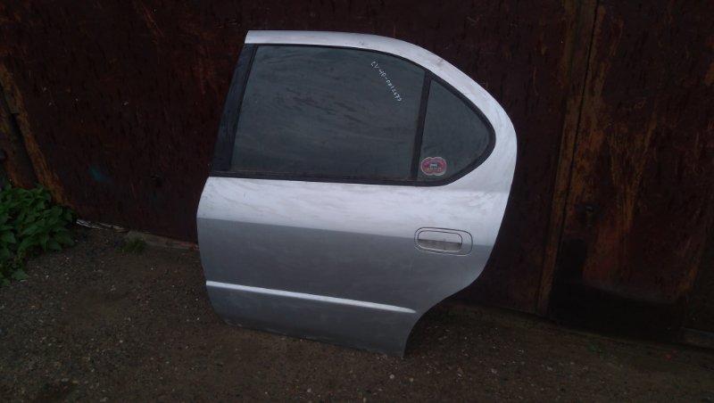 Дверь Toyota Camry CV40 задняя левая