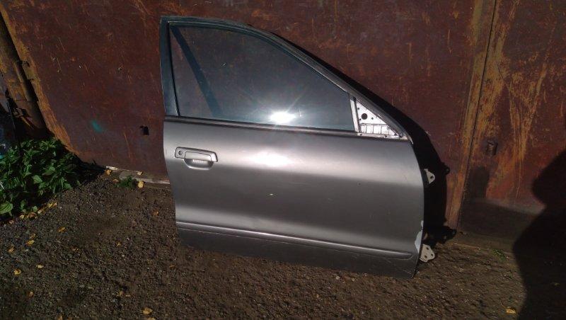 Дверь Mitsubishi Galant EA1A передняя правая