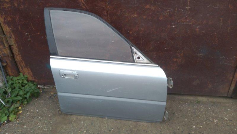 Дверь Honda Ascot CE4 G20A передняя правая