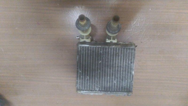 Радиатор печки Nissan Sunny B13 GA15