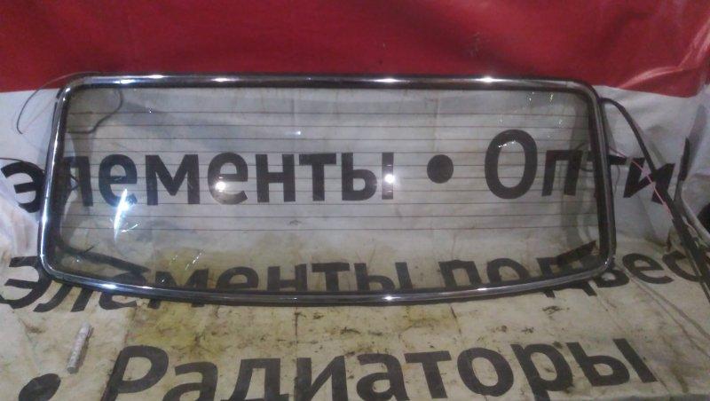 Стекло Газ 3110 Волга 3110 ЗМЗ406.20 1999 заднее