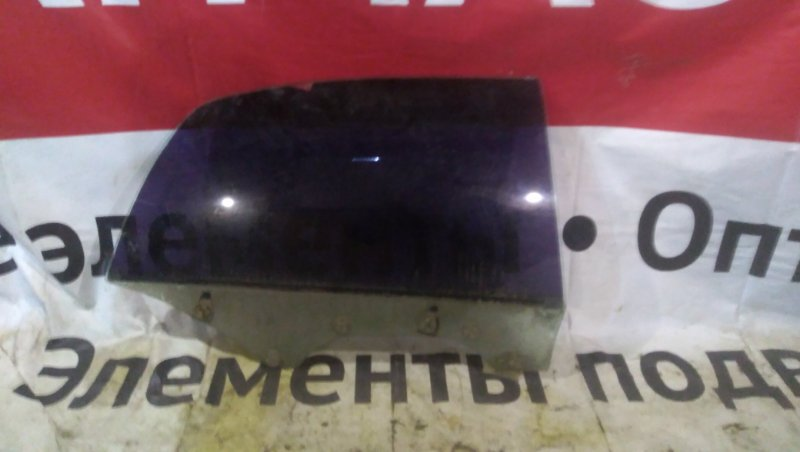 Стекло Mitsubishi Diamante F36A 6G72 заднее правое