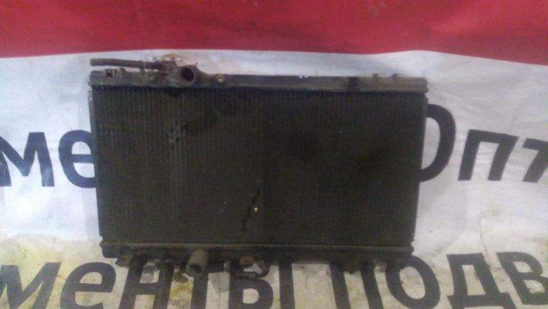 Радиатор охлаждения двигателя Toyota Tercel EL53 1995