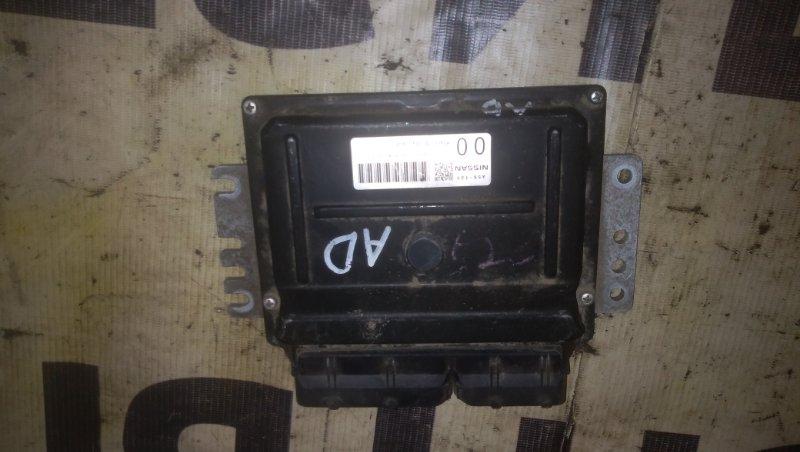 Блок управления двигателем Nissan Ad Y11 QG18DE