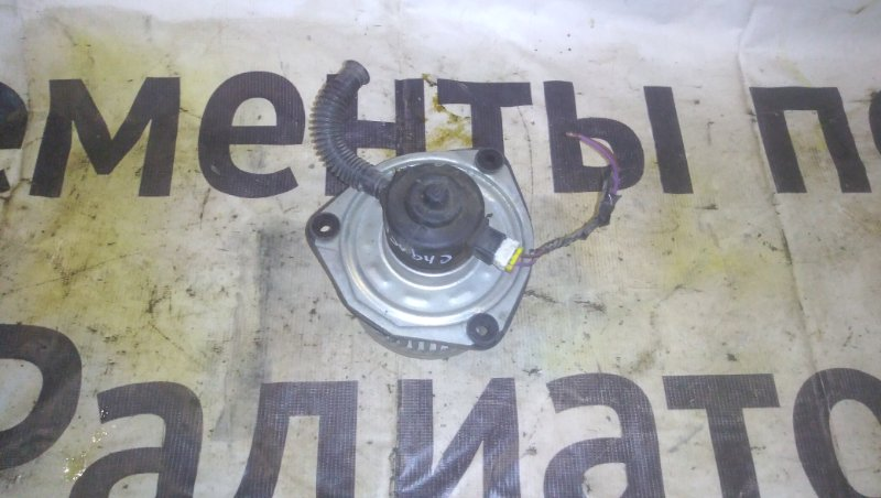 Мотор печки Chevrolet Lanos