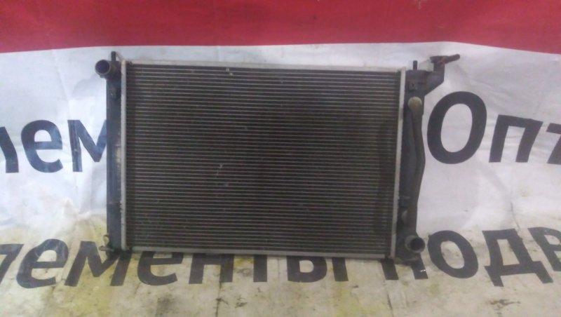 Радиатор двс Toyota Opa ACT10