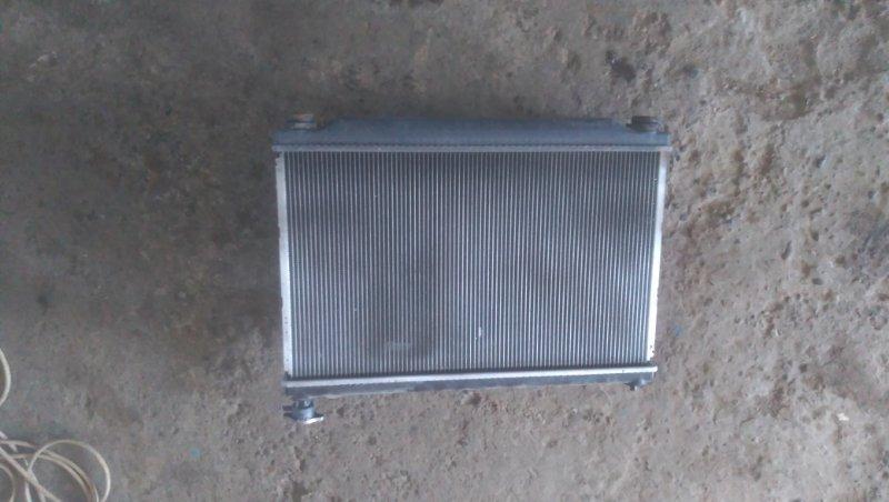 Радиатор двс Mazda Demio DY3W ZJVE