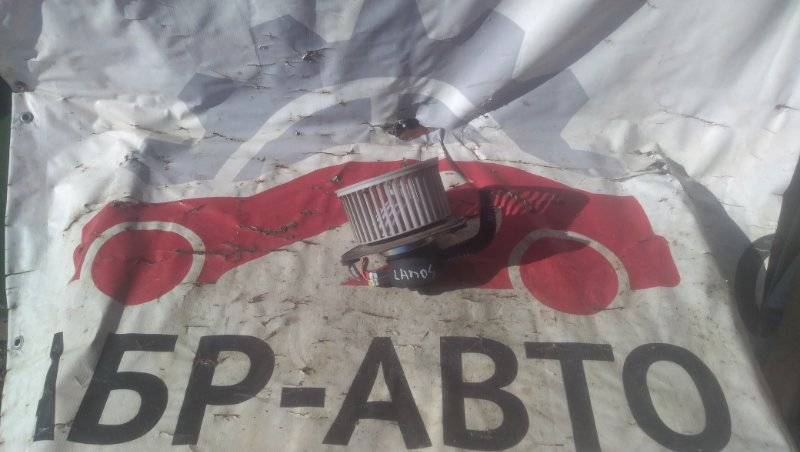 Мотор печки Zaz Chance A15SMS 2010