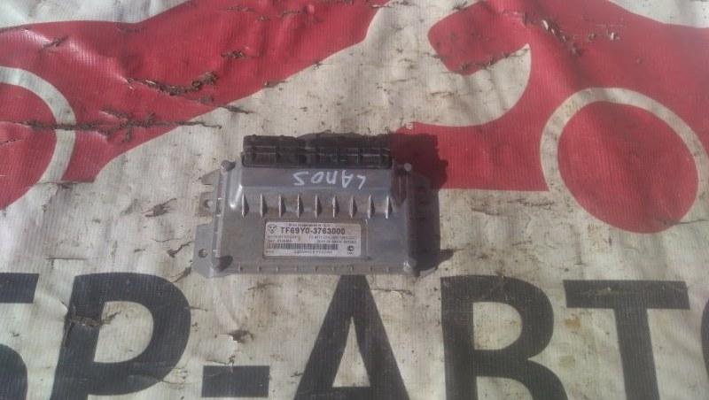 Блок управления двигателем Zaz Chance A15SMS 2010
