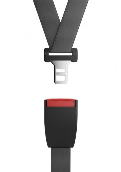 Ремень безопасности Toyota Starlet передний левый