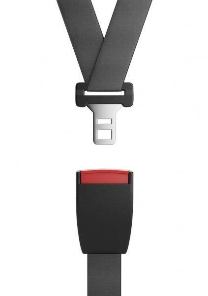 Ремень безопасности Honda Domani ZC передний левый