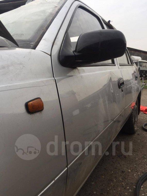 Мкпп Daewoo Chevrolet Nexia Lanos A15SMS