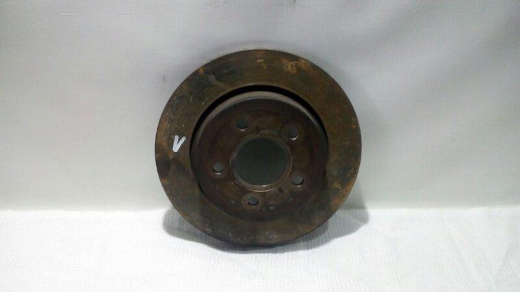 Тормозной диск Ford Focus CB8 PNDA задний левый