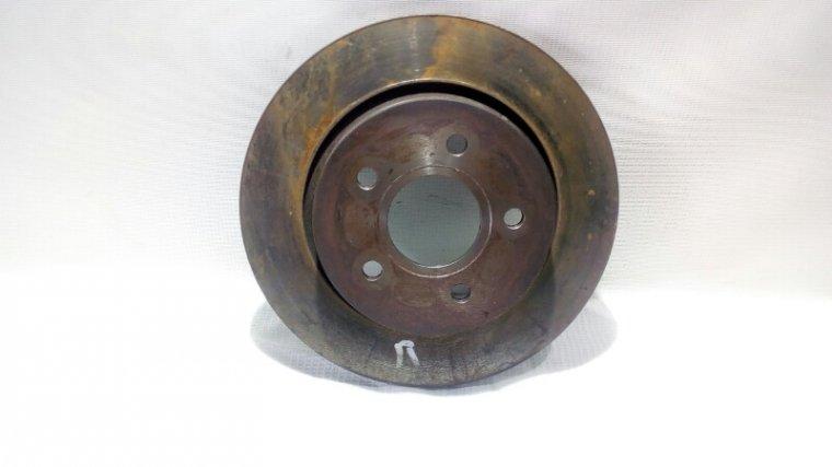 Тормозной диск Ford Focus CB8 PNDA задний правый